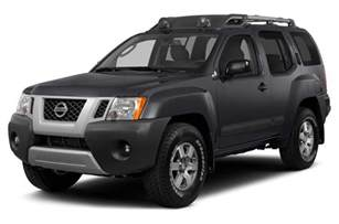 Nissan Xterra 2015 2015 Nissan Xterra Price Photos Reviews Features