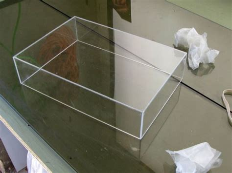 Acrilix Box Can Be Assembled 11 best images about acrylic boxes on preserve diy craft projects and word block