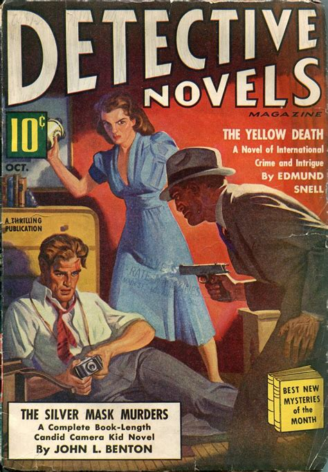 detective barnes series books detective novel pulp covers