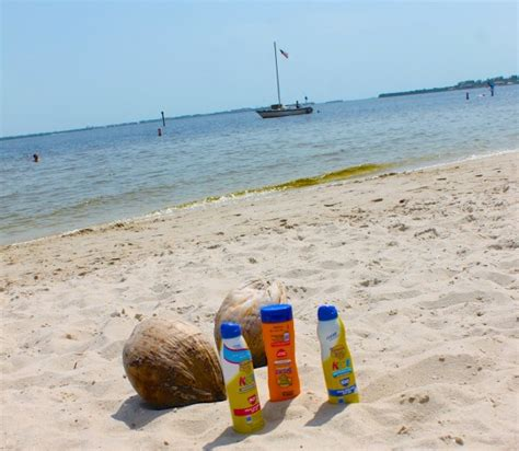 banana boat song sunscreen sun protection tips when traveling to the beach growing