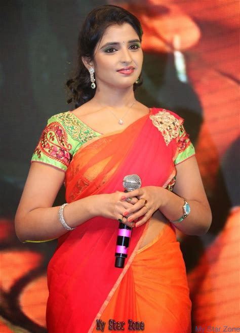 vijay tv anchor hot vijay tv anchor priyanka hot images my star zone