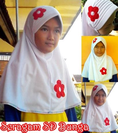 Kerudung Anak Jilbab Kaos Serut Sekolah Anak Kecil Sd Lucu Bagus Murah grosir jilbab kerudung sekolah langsung dari pusat