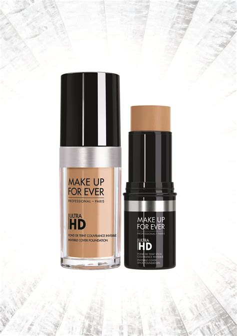 Make Up For Mufe Ultra Hd Stick Foundation review swatches make up for ultra hd liquid