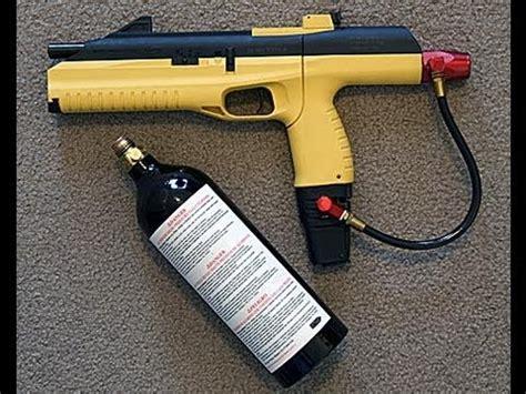 b b gun connected to air compressor