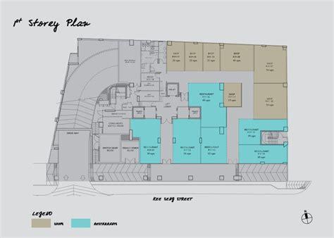Suntec City Mall Floor Plan Onze Tanjong Pagar