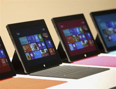 Microsoft Surface Rt how much will microsoft surface tablets cost