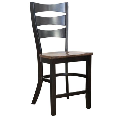 Bernie And Phyls Counter Stools by Amish Driftwood Dinette 24 Quot Counter Stool