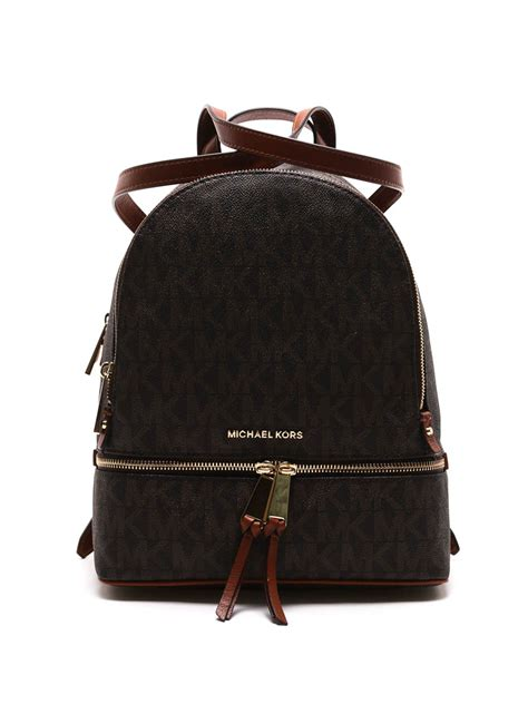 Michael Kors Rhea Backpack rhea signature small backpack by michael kors backpacks