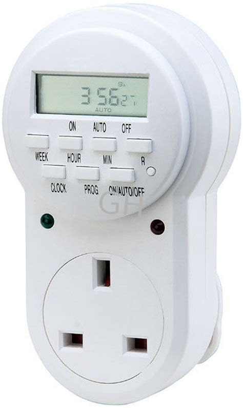 digital light switch timer weekly digital light timer switch
