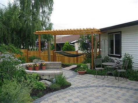 great landscaping ideas on a budget backyard home
