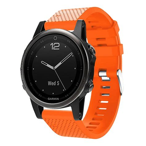 strapsco replacement band for garmin fenix 5s in