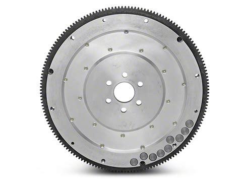 ram billet aluminum mustang flywheel 6 bolt 2541 97 98