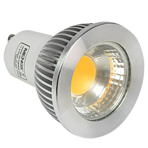 Mengsled Mengs 174 Gu10 5w Led Dimmbar Spotlight Cob Led G10 Led Light Bulbs