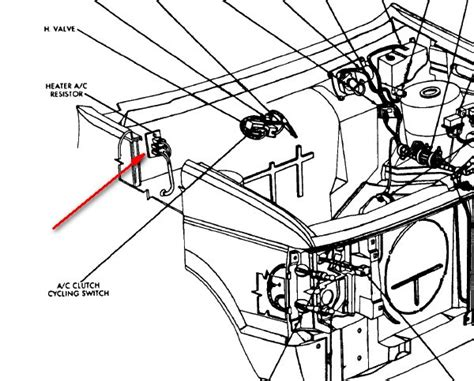 how heater resistors work i a 1987 dodge caravan sometime the heater motor blower works and sometimes it does not