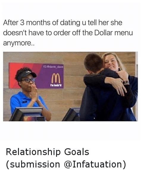 Relationship Goals Funny Meme