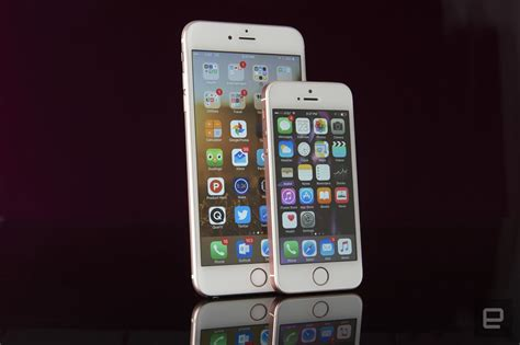 iphone se layout apple iphone se review a compelling blend of old and new