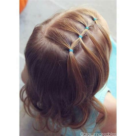 hairstyles for children girls long hair the 25 best ideas about toddler hair on pinterest