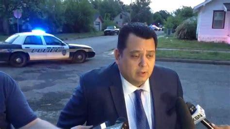 Wichita Eagle Arrest Records Shooting Involving Wichita Officer