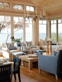 Seagrass Dining Room Chairs Coastal Living Room Ideas Living Room And Dining Room