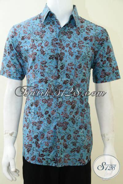 Hem Mrknready 5 Warna hem batik cap warna biru bagus harga murah terjangkau kualitas bagus ld1928cs m l toko