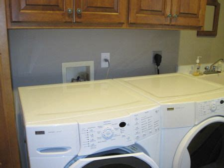 washer and dryer cover ups before and after of kitchen washer and dryer area cover washer and laundry room shelf behind washer and dryer shelves