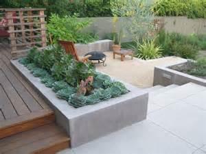 Outdoor Planter Ideas by Built In Planter Ideas The Garden Glove