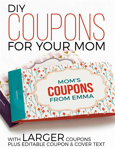 printable online gift vouchers australia free printable mothers day coupons