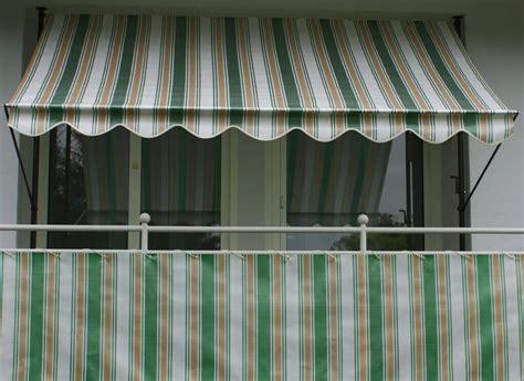markisen paradies gutschein balkonbespannung 90 cm design nr 3500 gr 252 n wei 223