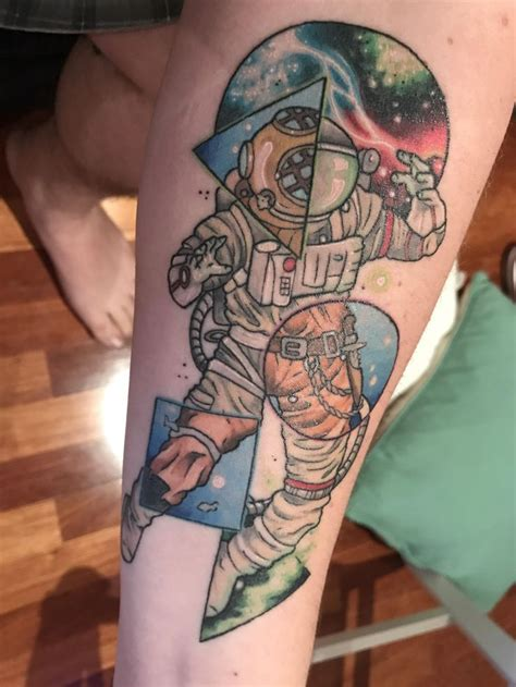 deep sea tattoo best 25 astronaut ideas on astronaut
