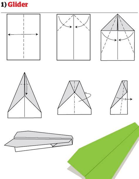 tutorial origami kapal terbang 12 cara membuat kapal terbang kertas yang awesome