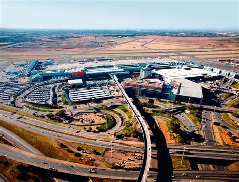 or tambo o r tambo international airport airport in