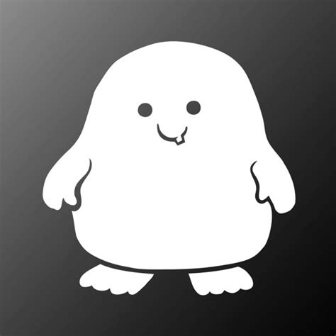 Design Own Wall Sticker adipose sticker doctor who vinyl decal