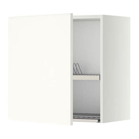 Ikea Pengering Piring Bahan Baja Tahan Karat metod kabinet dinding dg pengering piring putih h 228 ggeby