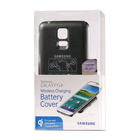 Casing Samsung R220charger Superbattery samsung galaxy s5 wireless charging battery cover selectel wireless