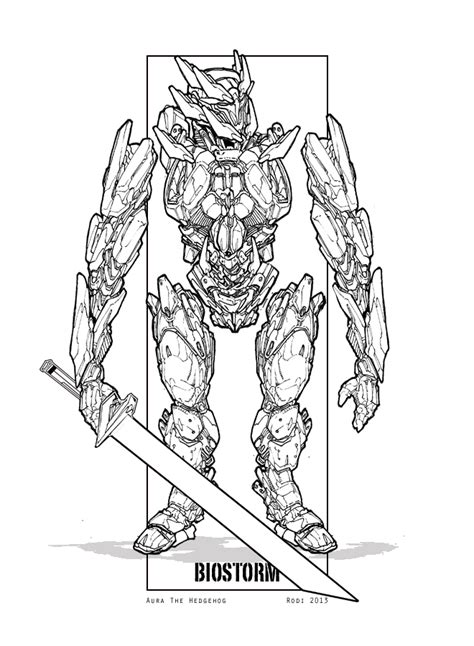 Coloring Pages Bionicle Bionicle Coloring Pages