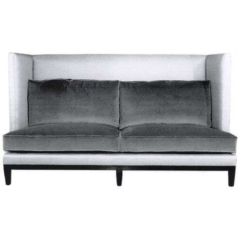 High Back Sofa Sectionals by Stewart Furniture 110 Partner High Back Sofa