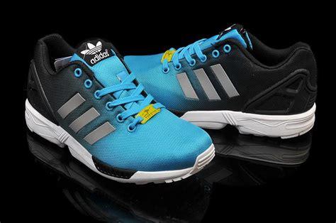 Adidas Zx Flux Reflection cheap adidas zx flux quot reflective quot blue black running shoes australia