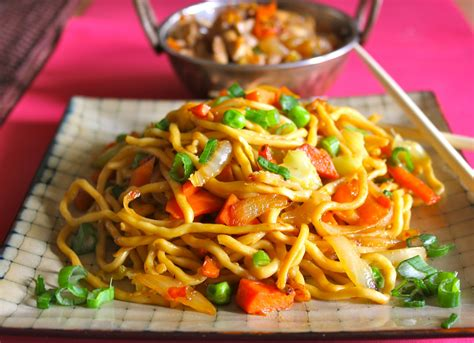 vegetables noodles blessings from my kitchen chilli chicken and spicy