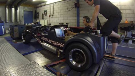 caterham hayabusa caterham 7 hayabusa kms md35 dyno run