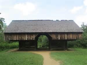 barn type houses