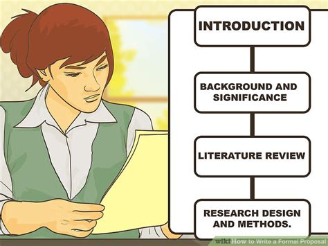 the formal literary analysis step one open generally 3 ways to write a formal proposal wikihow