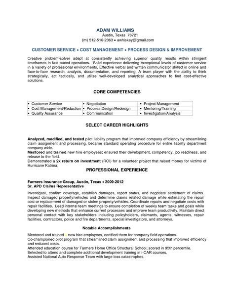 customer service representative resume sample customer service
