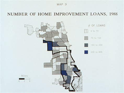 8 number of home improvement loans 1988