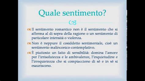 illuminismo e romanticismo illuminismo e romanticismo