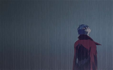 wallpaper anime sad hd sad anime wallpaper wallpapersafari