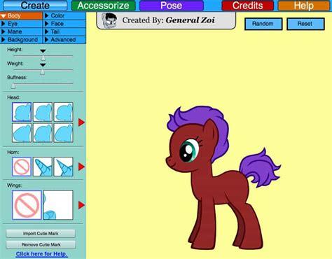 Pineaple Gamis Pony pony creator funnygames in