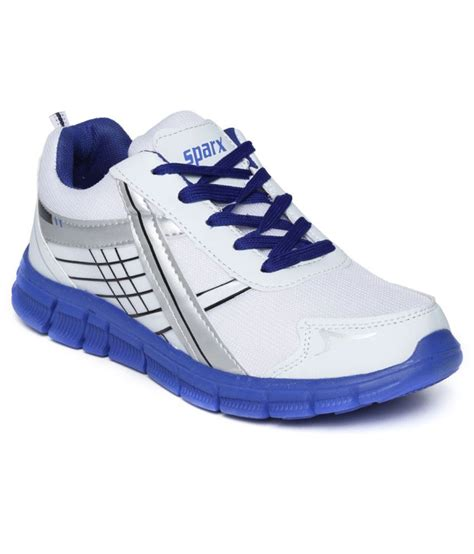 sparx white comfortable sport shoe price in india buy