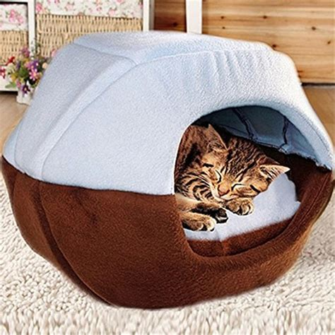 dog shaped house ffmode cozy pet dog cat cave mongolian yurt shaped house bed with removable cushion