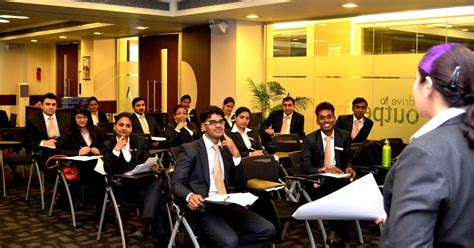 Management And Activities For Mba Students by Inlead Oriented Program 100 Cus Placements