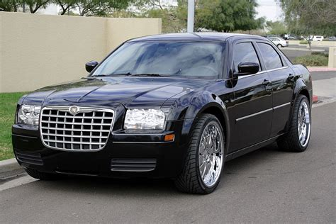 chrysler 300 with rims chrysler 300 wheels and tires 18 19 20 22 24 inch